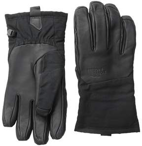 The North Face Men's Denali SE Leather Glove Extreme Cold Weather Gloves