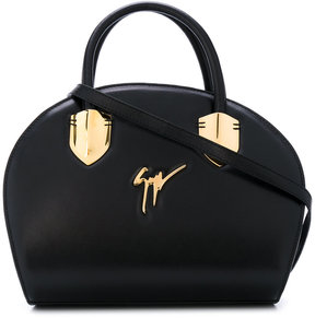 Giuseppe Zanotti Design Signature top handle tote bag