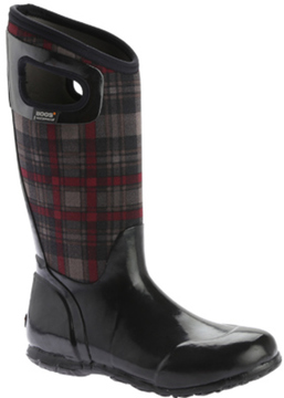 Bogs Women's North Hampton Plaid Boot