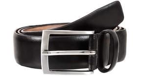 Dents Plain leather belt