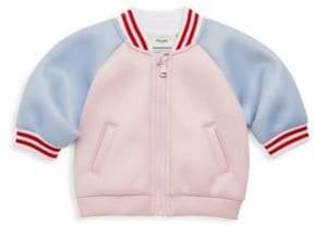Fendi Baby's Varsity Logo Jacket