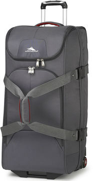 High Sierra Prime Access 3.5 32 Drop-Bottom Rolling Duffel