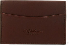 Ralph Lauren Calfskin Card Case