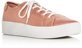 Tretorn Blaire Lace Up Sneakers