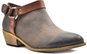 Very Volatile Taupe Haisley Ankle Boot