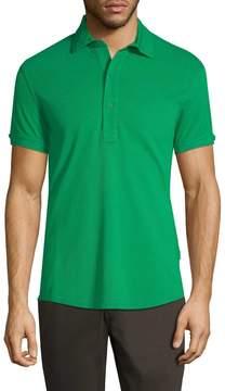 Orlebar Brown Men's Harris Short Sleeve Polo