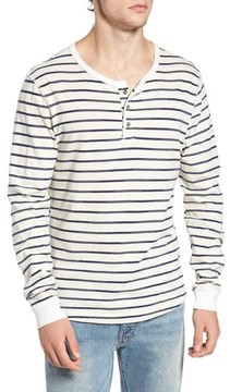 Sol Angeles Men's Vintage Stripe Henley