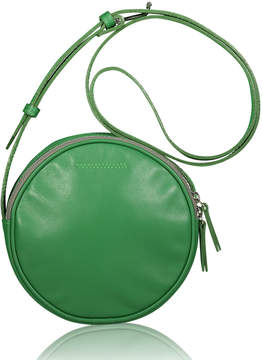 Joanna Maxham Jade Leather Circle Bag