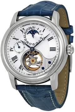 Frederique Constant Heart Beat Silver Dial Men's Watch