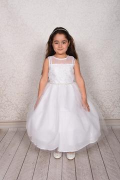 No Name Flower Girl Dress