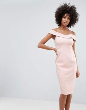 Coast Neutral Sexy Dress