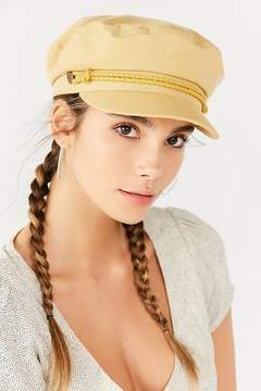 Brixton Fiddler Yellow Fisherman Hat