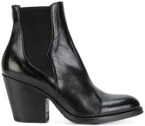 Pantanetti heeled western boots