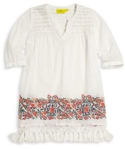 Roberta Roller Rabbit Toddler's, Little Girl's & Girl's Serafina Pleated Tunic