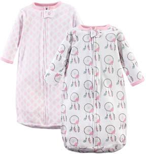 Hudson Baby Dream Catcher Long-Sleeve Sleeping Bag Set - Newborn