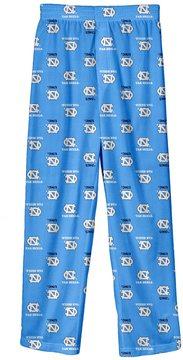 NCAA Boys 4-7 North Carolina Tar Heels Team Logo Lounge Pants
