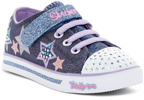 Skechers Sparkle Glitz Light-Up Sneaker (Toddler & Little Kid)