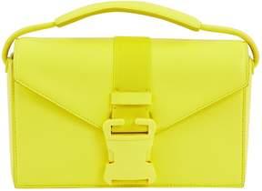 Christopher Kane Yellow Leather Handbag