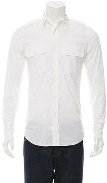 Ralph Lauren Black Label Woven Button-Up Shirt