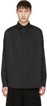 Hood by Air Black Church Girl Shirt