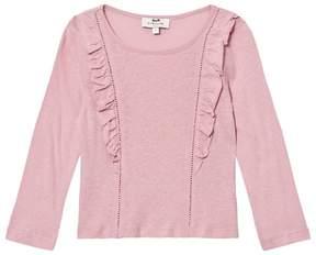 Cyrillus Pale Pink Long Sleeve Tee