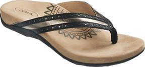 Aetrex Kim Chop Out Thong Sandal (Women's)
