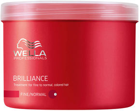 Wella Brilliance Treatment - Fine to Normal - 16.9 oz.