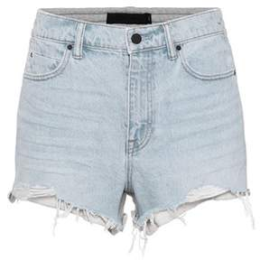 Alexander Wang Denim and cotton shorts