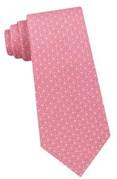 Lord & Taylor The Mens Shop Anchor Silk Tie