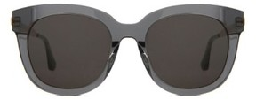 Gentle Monster Women's Cuba 55Mm Sunglasses - Clear Gray