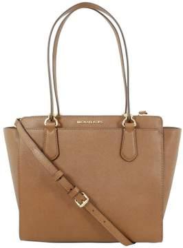 Michael Kors Dee Dee Medium Tote Luggage Leather Ladies Handbag 30F6GTWT8L230 - ONE COLOR - STYLE