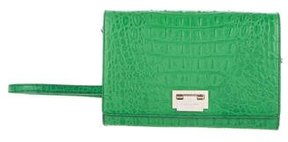 Kate Spade Orchard Valley Fiona Clutch w/ Tags - GREEN - STYLE