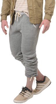 Alternative Apparel Puddle Jumper Fleece Sweatpants (For Men)