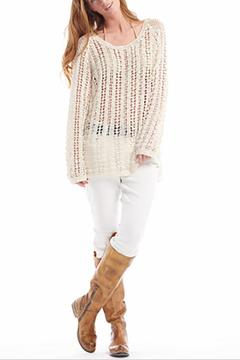 Anna Kosturova Summer Breeze Sweater