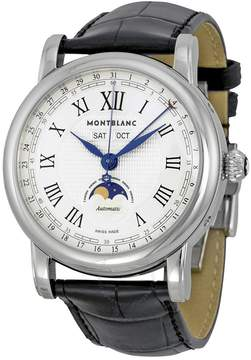 Montblanc Automatic Moonphase Stainless Steel Men's Watch