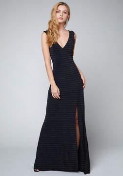 Bebe Glitter Gown