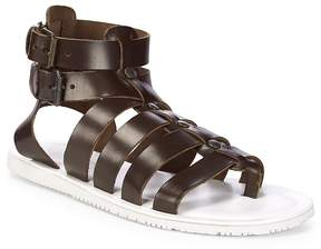 Saks Fifth Avenue Made in Italy Men's Leather Gladiator Sandals