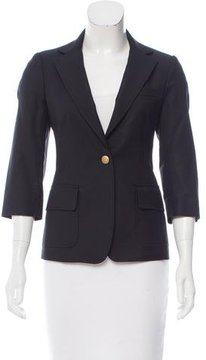 Band Of Outsiders Tailored Wool Blazer