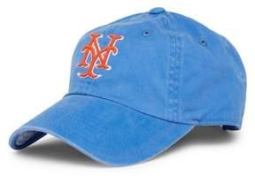 American Needle New Raglan NY Mets Baseball Cap