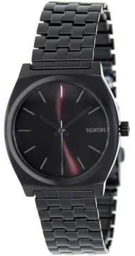 Nixon Time Teller Stainless Steel Unisex Watch A0451885