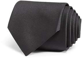 HUGO Textured Solid Classic Tie