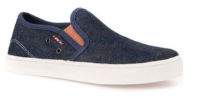 Geox Girl's Jr Kiwi Slip-On Sneaker