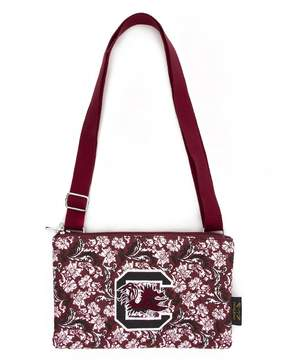 NCAA South Carolina Gamecocks Bloom Crossbody Bag