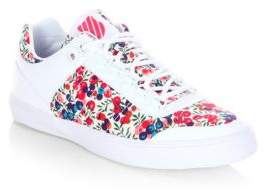 K-Swiss Courtstyle Gstaad Neu Sleek Liberty Leather Sneakers