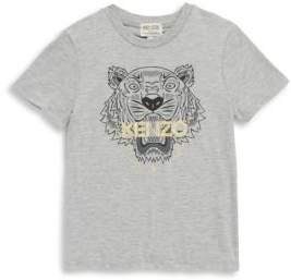 Kenzo Toddler's, Little Boy's & Boy's Logo Tee