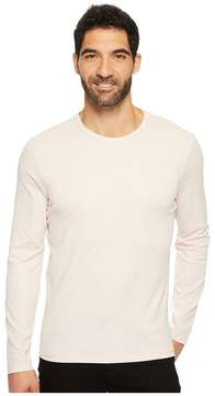 Kenneth Cole Sportswear Long Sleeve Two-Tone Crew Men's Clothing
