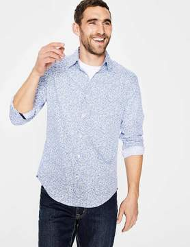 Boden Slim Fit Floral Printed Shirt