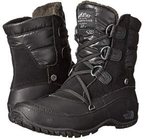 The North Face Nuptse Purna Shorty Women's Cold Weather Boots