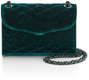 Rebecca Minkoff Velvet Mini Quilted Affair - ONE COLOR - STYLE