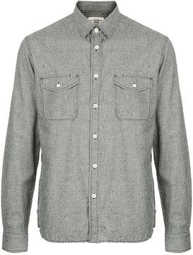 Kent & Curwen long-sleeved patterned shirt